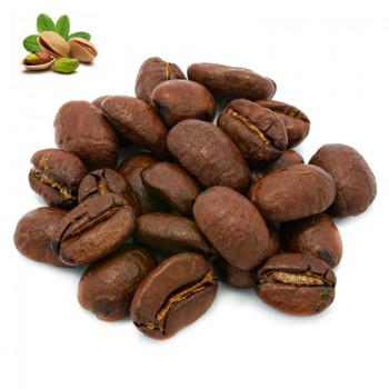 Pistachio coffee