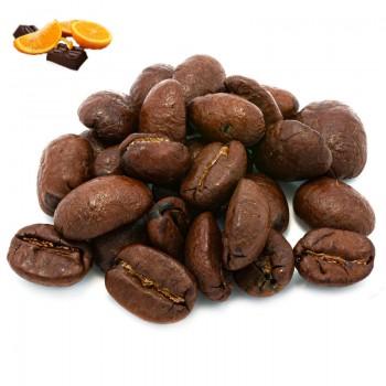 Coffee Orange and Chocolate