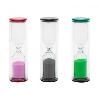 Hourglass for measuring tea...