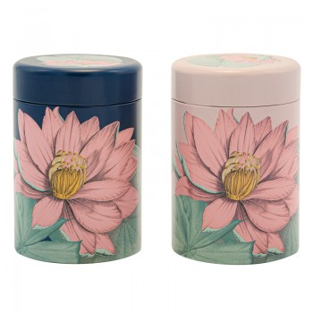 Tin Can Water Lilies