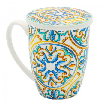 Ceramic mug with Arabic...