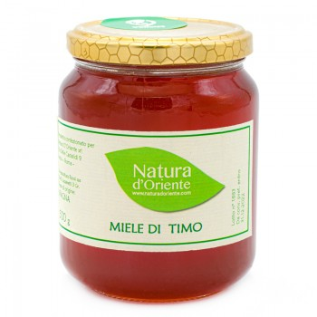 Artisan Honey with Thyme