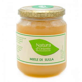 Artisan Honey from Sulla Italy