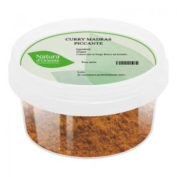 Curry madras piccante