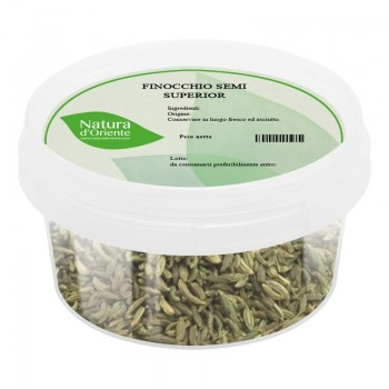 Fennel seed extra green