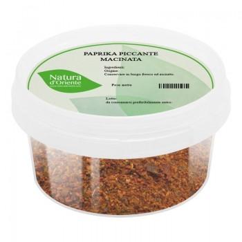 hot paprika powder