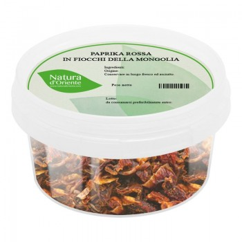 Red paprika flakes from...