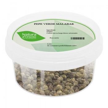 Malabar green pepper