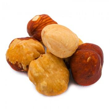 Roasted shelled hazelnuts