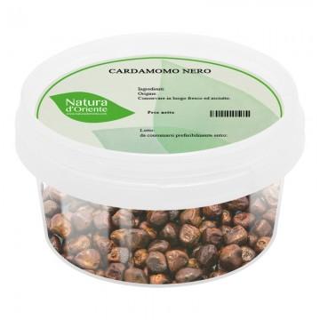 Black seed cardamom