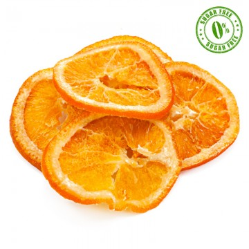 Natural dehydrated orange...